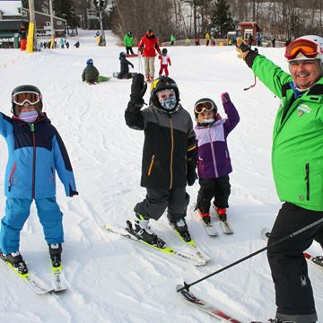 Picture of 1st Timer Ski Lesson Outreach