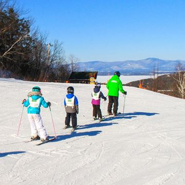 Picture of Intermediate Ski Lesson Outreach
