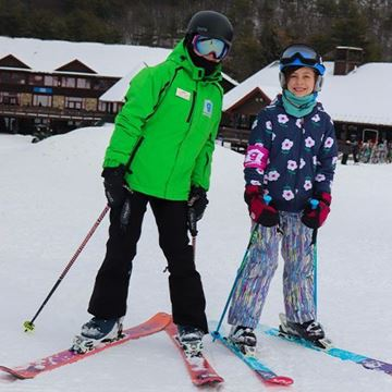 Picture of Beginner Ski Lesson Outreach
